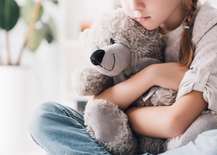 Grief Encounter Teddy