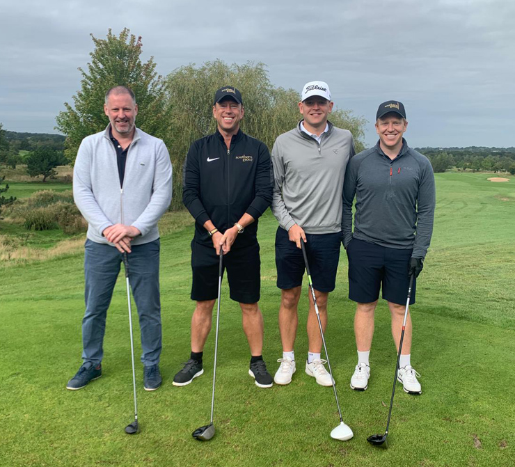 Grief Encounter golf day 2020