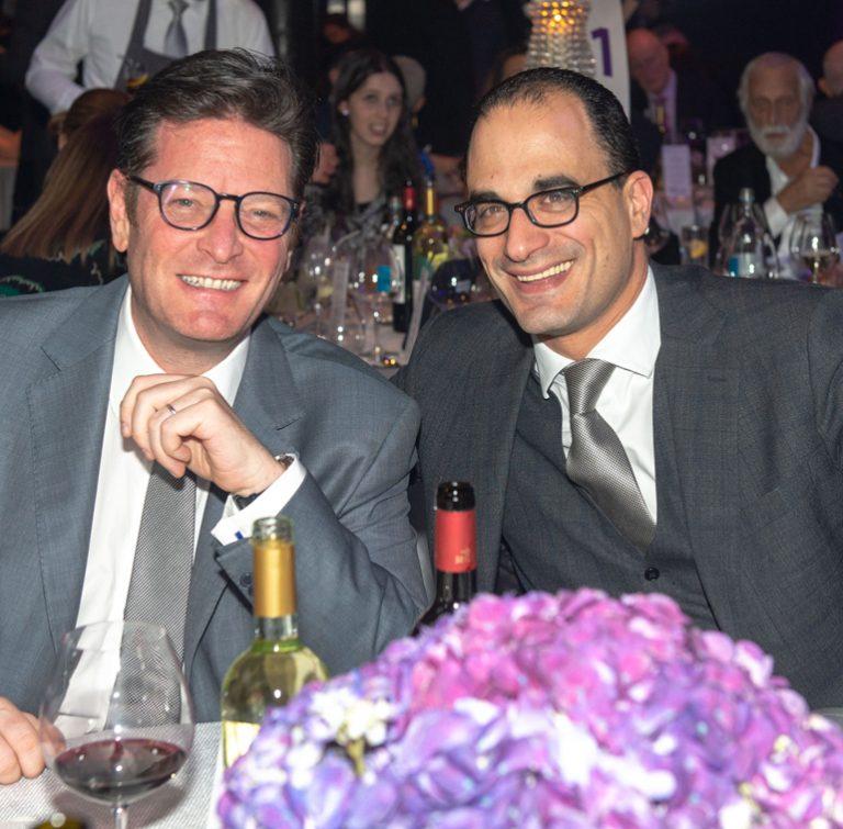 patrons at 2019 gala dinner