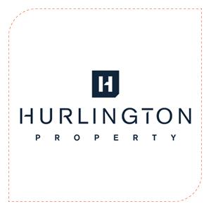 Hurlington Sponsor logo