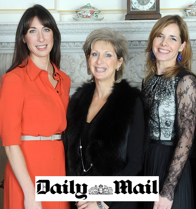 daily mail inspirational woman of the year