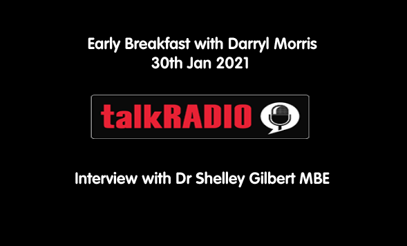 talk radio jan 2021