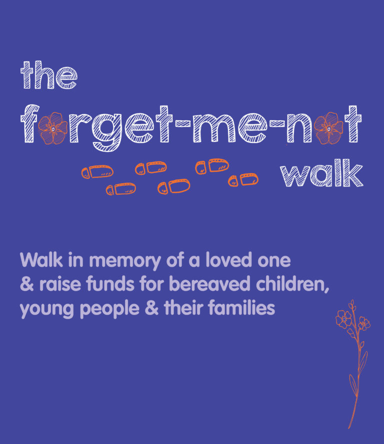 forget me not walk on page